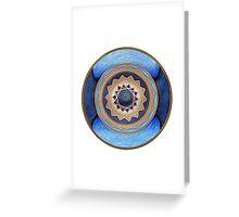 Mandala :  Flow Greeting Card
