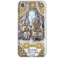 King Calmacil of Gondor iPhone Case/Skin
