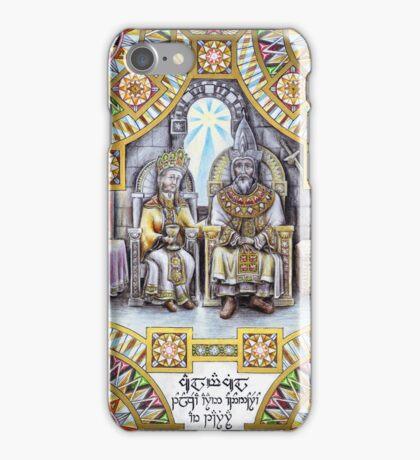 King Calmacil of Gondor iPhone Case/Skin