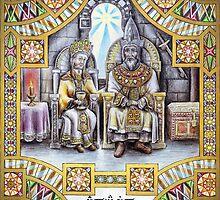 King Calmacil of Gondor by Matěj Čadil