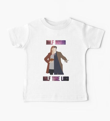 Doctor Donna - Doctor Who Baby Tee