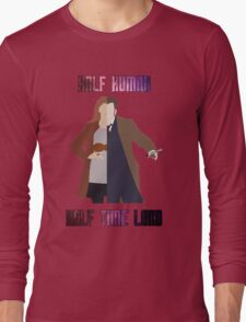 Doctor Donna - Doctor Who Long Sleeve T-Shirt