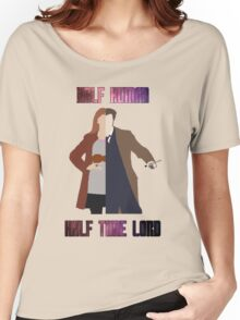 Doctor Donna - Doctor Who Women's Relaxed Fit T-Shirt