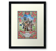 King Rómendacil II of Gondor Framed Print