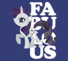 Rarity - Fabulous by Strangetalk