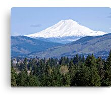 Mt. Adams Washington State Canvas Print