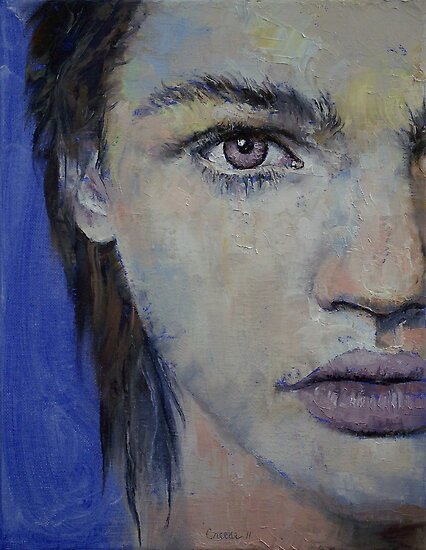 Violet by Michael Creese