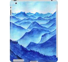 Blue Mountains iPad Case/Skin