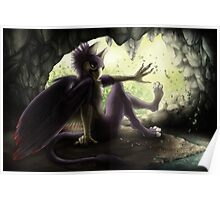 Gryphon's Cave Poster