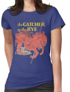 Catcher in the Rye Womens Fitted T-Shirt