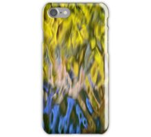 Mojave Gold Mosaic Abstract iPhone Case/Skin