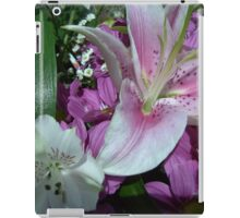 Floral 1 iPad Case/Skin