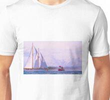 Taking Third Unisex T-Shirt