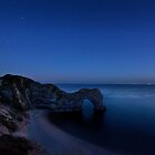 Twinkle Twinkle Durdle Door by 4colourprogress