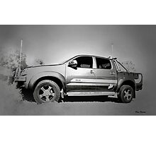 Toyota Hilux SR5 Photographic Print