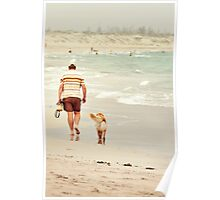Mans Best Friend Poster