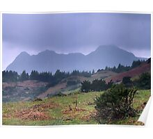 Langdale Pikes 1 Poster