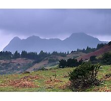 Langdale Pikes 1 Photographic Print