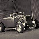 Dodge Hot Rod by John Jovic