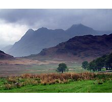 Langdale Pikes 2 Photographic Print