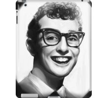 Buddy Holly Portrait iPad Case/Skin