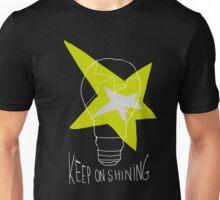 shining broken Bulb Unisex T-Shirt