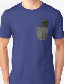 Whistling Rooster in Shades - Pocket Sized T-Shirt