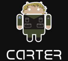 Droidarmy: Sam Carter SG-1 One Piece - Short Sleeve
