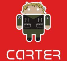 Droidarmy: Sam Carter SG-1 Baby Tee