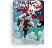 The Amazing Assassin Canvas Print