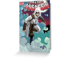 The Amazing Assassin Greeting Card