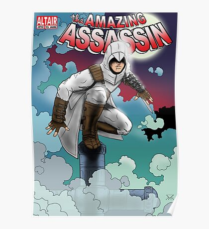 The Amazing Assassin Poster