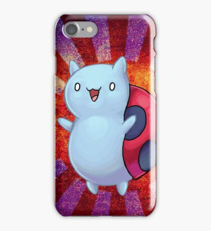 Catbug Parade iPhone Case/Skin