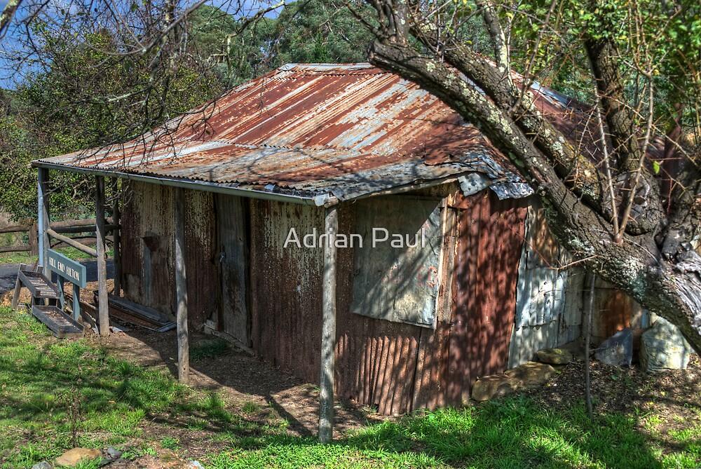 Hill End Hilton, Hill End, NSW, Australia by Adrian Paul