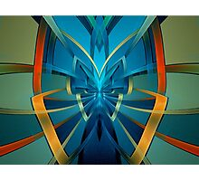 Portal Butterfly Photographic Print
