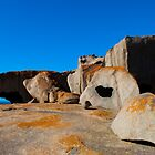 Remarkable rocks by Jessy Willemse
