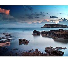 Evening Light On St. Georges Island Photographic Print