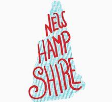 United Shapes of America - New Hampshire Unisex T-Shirt