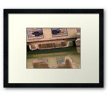 Canal 5-3 Framed Print