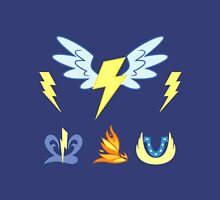 My little Pony - Wonderbolts Cutie Mark Special Unisex T-Shirt