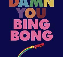 Damn you Bing Bong! by whaleofatime