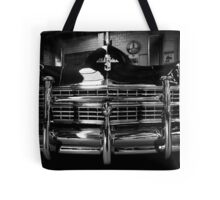In yer face Chrome! Tote Bag