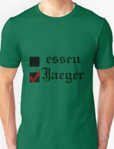 Shingeki no kyojin: essen or Jaeger? T-Shirt