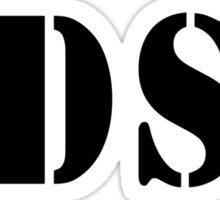 O D S T Sticker