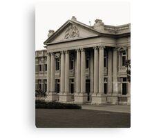 Perth's Supreme Court Canvas Print