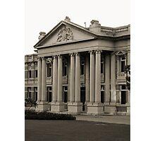 Perth's Supreme Court Photographic Print