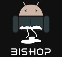 Bishop - Droid Army One Piece - Short Sleeve