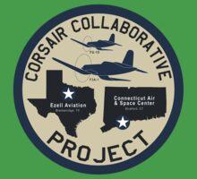 Corsair Collaborative Project Logo One Piece - Short Sleeve