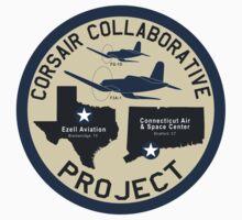 Corsair Collaborative Project Logo Kids Clothes