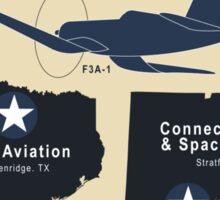 Corsair Collaborative Project Logo Sticker
